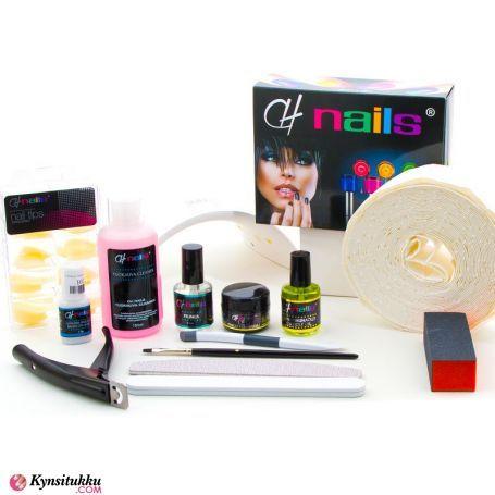 CH Nails 1-Vaihe LED-Line Aloituspakkaus Basic