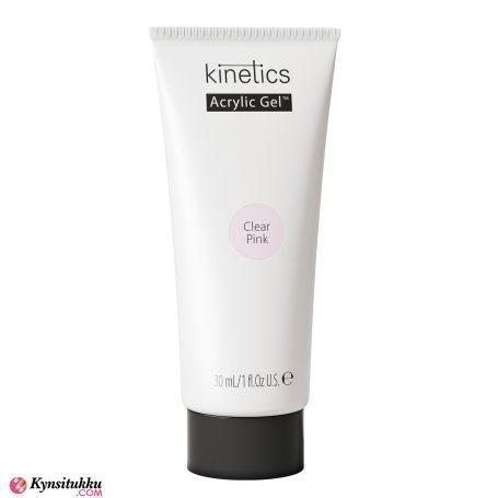 Kinetics Acrylic Gel Clear Pink 30 ml