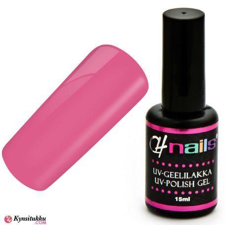 CH Nails Geelilakka Baby Rose