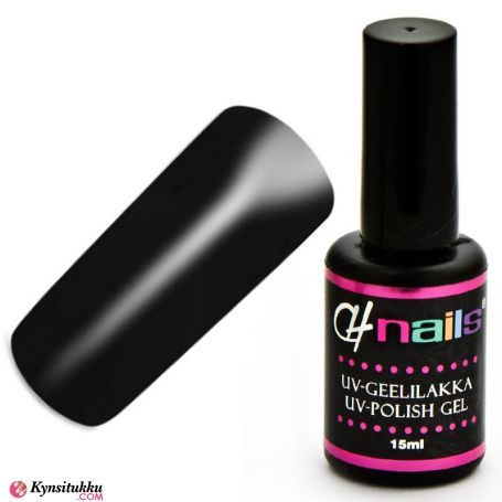 CH Nails Geelilakka Black Blue