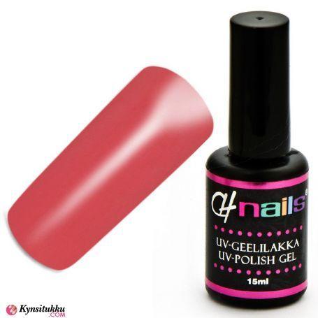 CH Nails Geelilakka Coral