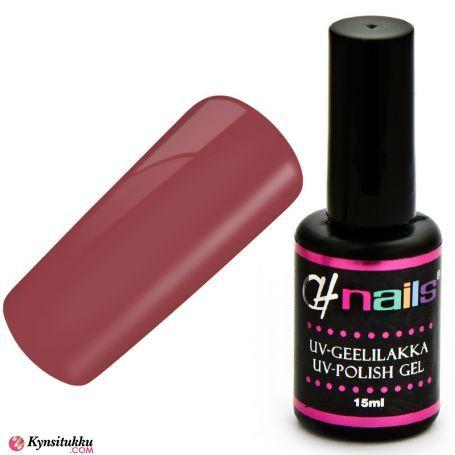 CH Nails Geelilakka Look