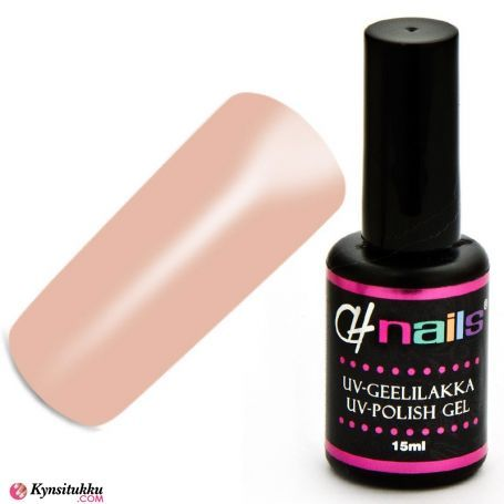 CH Nails Geelilakka Nude Light