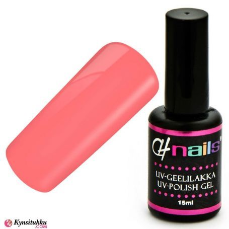 CH Nails Geelilakka Rosenquarz