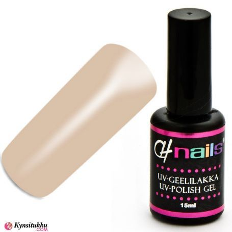 CH Nails Geelilakka Sand Brown