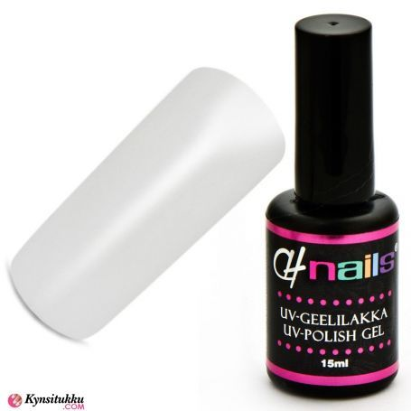CH Nails Geelilakka Snow White