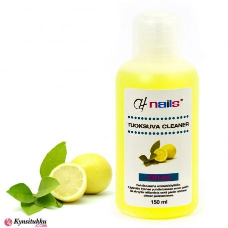 CH Nails Cleaner Citron Yellow 150ml