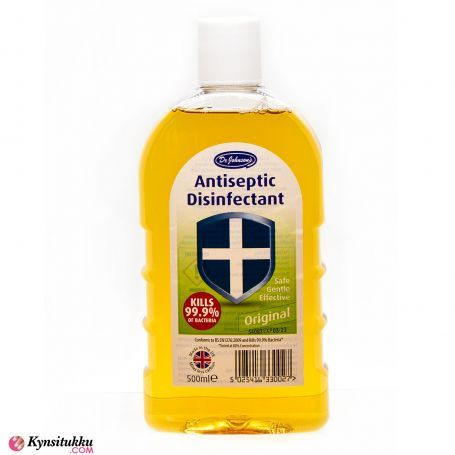 Dr Johnson's Antiseptic Disinfectant 500ml