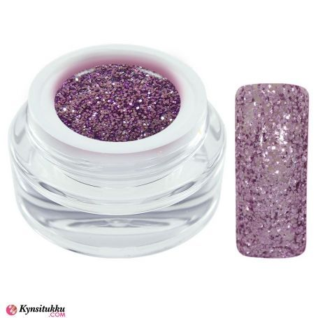 CH Nails Extreme Glitter Geeli Lilac 5ml