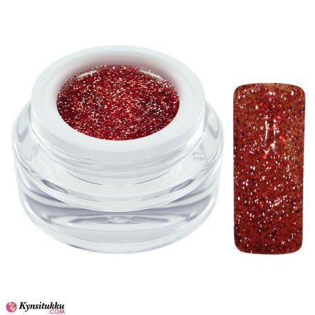 Extreme Glitter Geeli Punainen 5ml