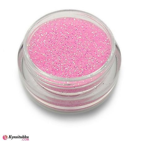 CH Nails Glitter Dust Pink