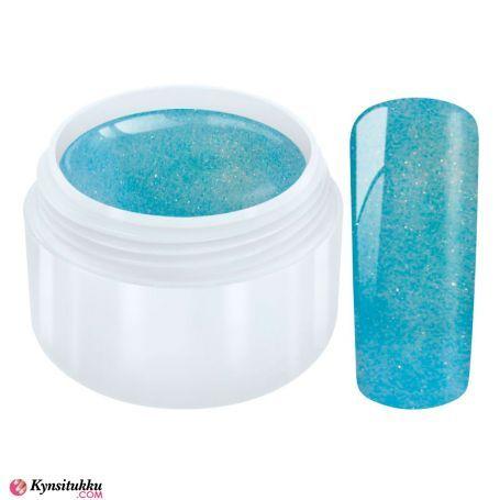 Glittergeeli Aqua