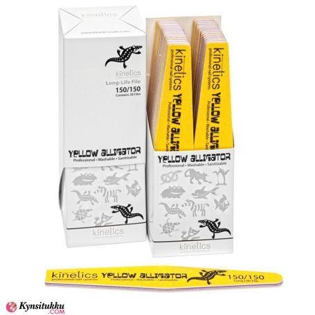 Kinetics File Yellow Aligator 150/150