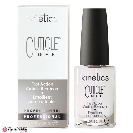 Kinetics Cuticle OFF Fast Action Cuticle Remover 15ml