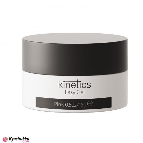 Kinetics Easy Gel Clear Pink 15g