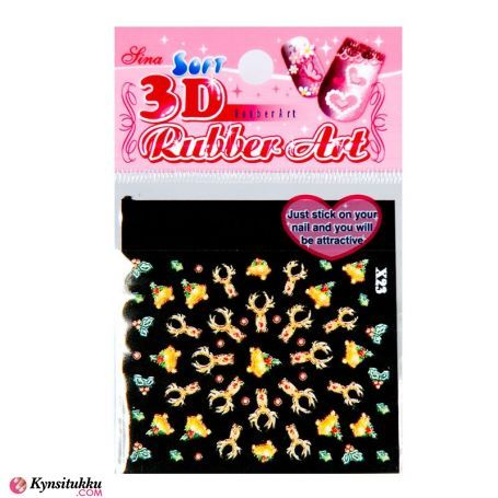 3D Kynsitarra X23