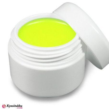 UV-Neon Värigeeli Keltainen