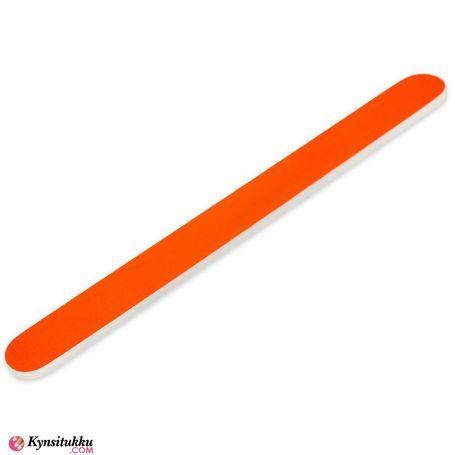 Professional Kynsiviila Neon Oranssi/Valkea 180/240