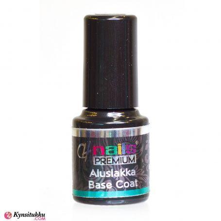 CH Nails Premium UV Base Coat Aluslakka