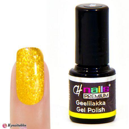 CH Nails Premium Geelilakka 2230 Gold