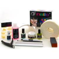 CH Nails 1-Vaihe UV-geeli Aloituspakkaus Basic
