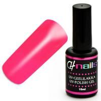CH Nails Geelilakka Neon Pink