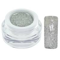 CH Nails Extreme Glitter Geeli Silver 5ml