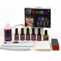 CH Nails Geelilakka Aloituspakkaus Pro
