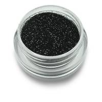 CH Nails Glitter Dust Black