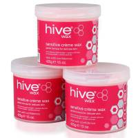 Hive of Beauty Sensitive Creme Vaha 3 x 425g pakkaus