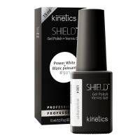 Kinetics Shield Gel Polish Power White #901