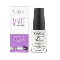 Kinetics Matt One Night Top Coat