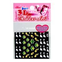 3D Nail Sticker X27