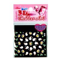 3D Nail Sticker X29