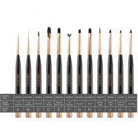 Micro Detail Brush Set 12 pcs