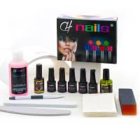 CH Nails Cat Eye Aloituspakkaus