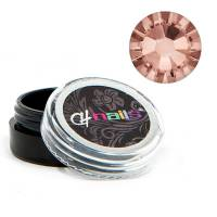 Swarovski® Crystal Xillion Blush Rose 1.75mm 100kpl