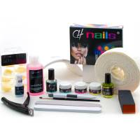 CH Nails 3-Vaihe UV-geeli Aloituspakkaus Basic